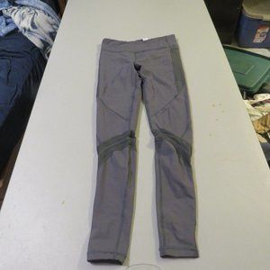 Grey Limitless Goals Tight Size 12